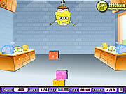 clique para juegos Spongebob Square Pants - Cheesew Dropper