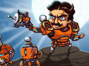 clique para juegos Tesla: War of Currents