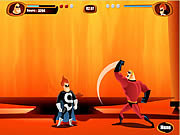 clique para juegos The Incredibles - Save the Day