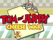 clique para juegos Tom and Jerry Cheese War