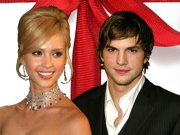 clique para juegos Valentine's Day Movie - Jessica Alba & Ashton Kutcher